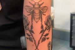 Bee-Tattoo