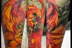 coloured-tattoo