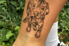 puppy-tattoo-design