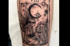 Magical-tarot-card-tattoo