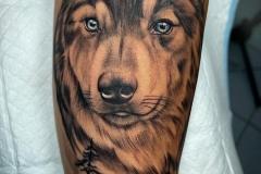 Wolf-Arm-tattoo