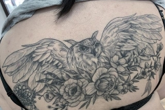 back-owl-tattoo