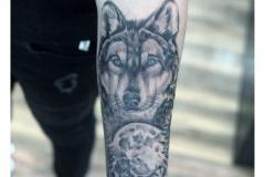 hyena-tattoo